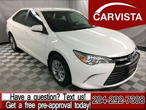 2015 Toyota Camry LE -BACK UP CAM/BLUETOOTH -