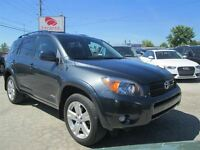 2009 Toyota RAV4 Sport V6** CERT & 3 YEARS WARRANTY INCLUDED**