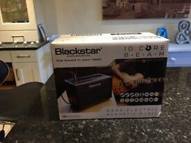 Black star amp