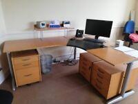 2nd hand IKEA office furniture