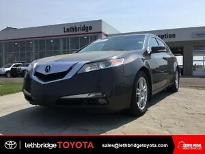 Certified 2009 Acura TL 3.5L V6 - HEATED LEATHER! BLUETOOTH!