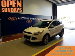 2014 Ford Escape SE AWD! CHROME RIMS! BACK UP CAM! ONLY 35162KM!