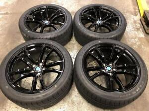 """20"""" BMW X5 Staggered Wheels and Winter Tires (BMW X5 or X6) Calgary Alberta Preview"""