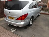 Ssangyong rodius 2.7dci 2008