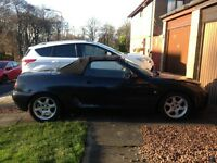 Mgf 1.8 for sale 79000 miles Spares Or repair no mot or tax need to be trailered away
