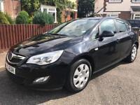 Vauxhall Astra 1.4 Exclusiv fsh 2 keys 1 owner