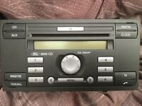 Ford Focus C-Max CD6000 Stereo System 2007