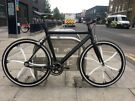 No Logo - X-Type - Black/White Single Speed Great condition. Large Size.
