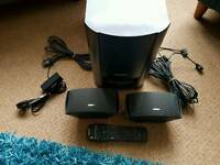 Bose Cinemate 2.1 Home Cinema Speaker Package