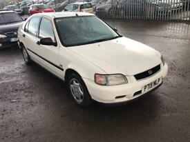 1997 HONDA CIVIC AUTO BREAKING FOR SPARES PARTS LONDON ESSEX