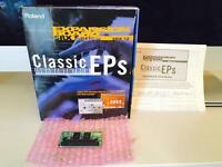 Roland SRX-12 Classic EPs SRX Expansion Board.