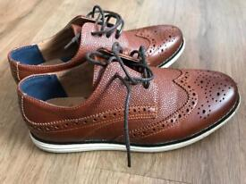 Smart shoes from River Island.