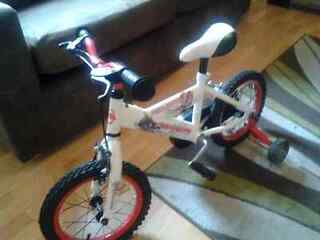 avigo ninja boys bike great conditio