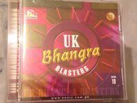 BHANGRA ARTISTS CD COLLECTION SET - Punjabi Folk/ Bhangra Music 2