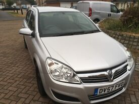 2008 astra with full service history clean family car new MOT