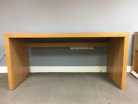 x6 Ikea Malm desk/work tables