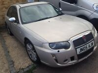 ***BARGAIN OF THE DAY*** ROVER 75 CONNOISSEUR ONLY 4 MADE UNIQUE MODEL!!