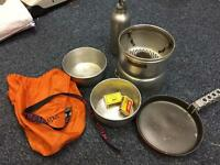 Trangia cooking stove