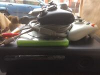 Xbox 360 - 120gb with controller and game