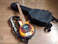 Travel guitar Pignose