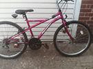 APOLLO SODIAC boy or girles bike 26 inch 10 speed gears £85 ovno