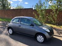 Nissan Micra 1 owner Low Mileage 51.000 Miles