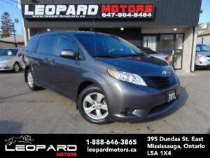 2011 Toyota Sienna 7 Passenger,2 Ac/Heat Zone*No Accident*