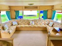 Cheap static caravan for sale in Great Yarmouth, 12ft wide!