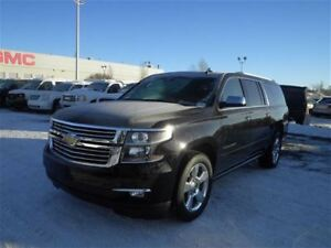 2016 Chevrolet Suburban LTZ | Leather | Heated / AC Seats | Blue
