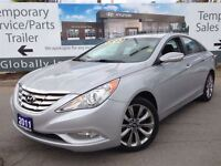 2011 Hyundai Sonata Limited 2.0 T ONE OWNER LOCAL TRADE
