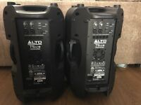Alto TS112A speakers for sale