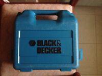 Black & decker accessory box