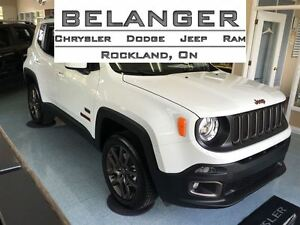 2016 Jeep Renegade 75th Anniversary