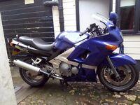 1996 zzr 600