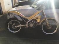 Gas Gas 125 trials bike