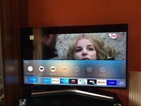 uhd 50'' samsung 4k hdr led smart tv