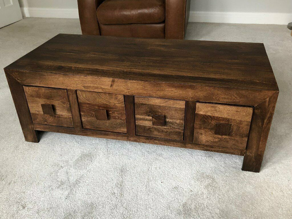 High Quality Coffee Table Brown In Woodford London Gumtree