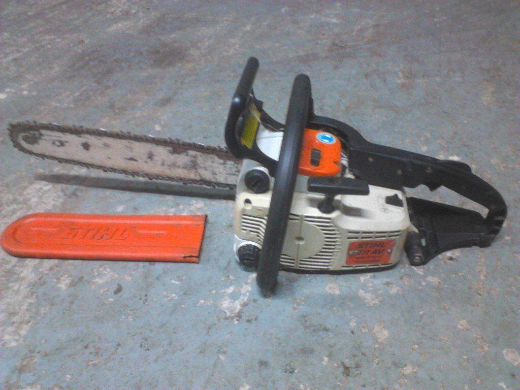 "Stihl O11 AV Chainsaw 16"" Bar"