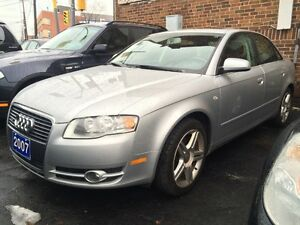 2007 Audi A4 2.0T-QUATTRO--CERTIFIED--GUARANTEED LOAN APPROVAL