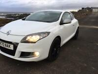 2011 RENAULT MEGANE GT LINE 1.9 DCI TOMTOM. BLUETOOTH, 6 SPEED, LOW MILEAGE, FSH, 1 YEARS MOT