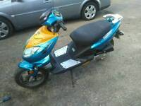 SCOOTER MOPED 50CC BAOTIAN REBEL 2010
