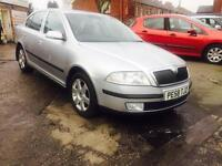 SKODA OCTAVIA 1.9 DIESEL 2008 LOW MILES LONG MOT FINANCE AVAILABLE £2995
