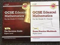 Maths GCSE textbooks, New 2017 specification! Unused