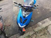 Yamaha aerox 70cc
