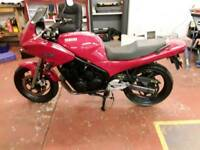 Yamaha diversion 600 , full years test , great all rounder, superb condition £975 ovno