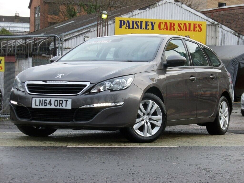 PEUGEOT 308 ACTIVE SW 1.6cc HDi ESTATE, 2015 Reg | in ...