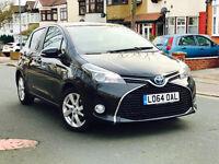 Toyota Yaris 1.5 Hybrid Design CVT 5dr (TSS, nav)