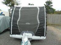 front caravan cover