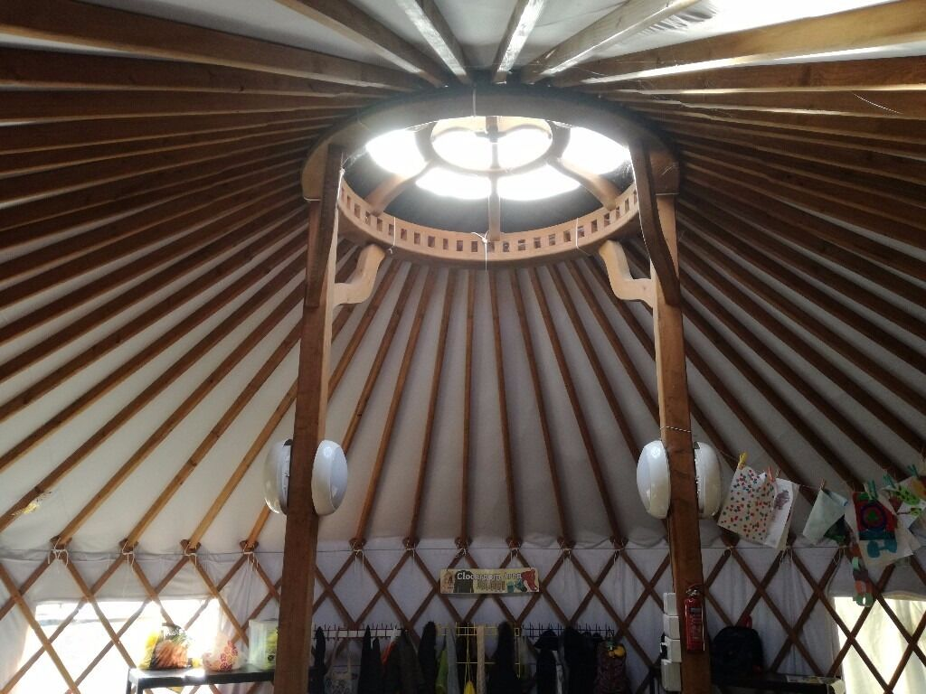 7 meter Yurt (used)