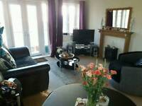 2 bed flat to swap